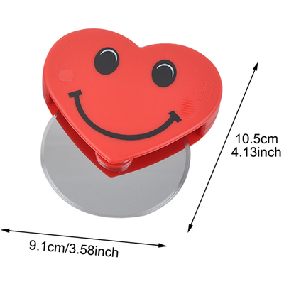 1 Pieces Hand/Heart Shaped Pizza Cutter & Cake Cutter - NonStopDeal