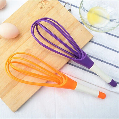 Creative Manual Rotatable Egg Beater - NonStopDeal