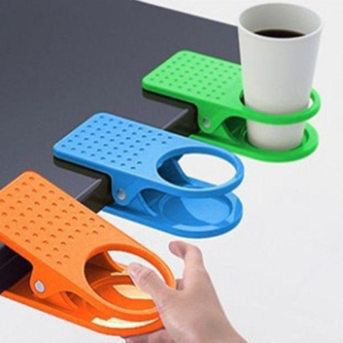 Creative Stylish Cup Holder Clip - NonStopDeal