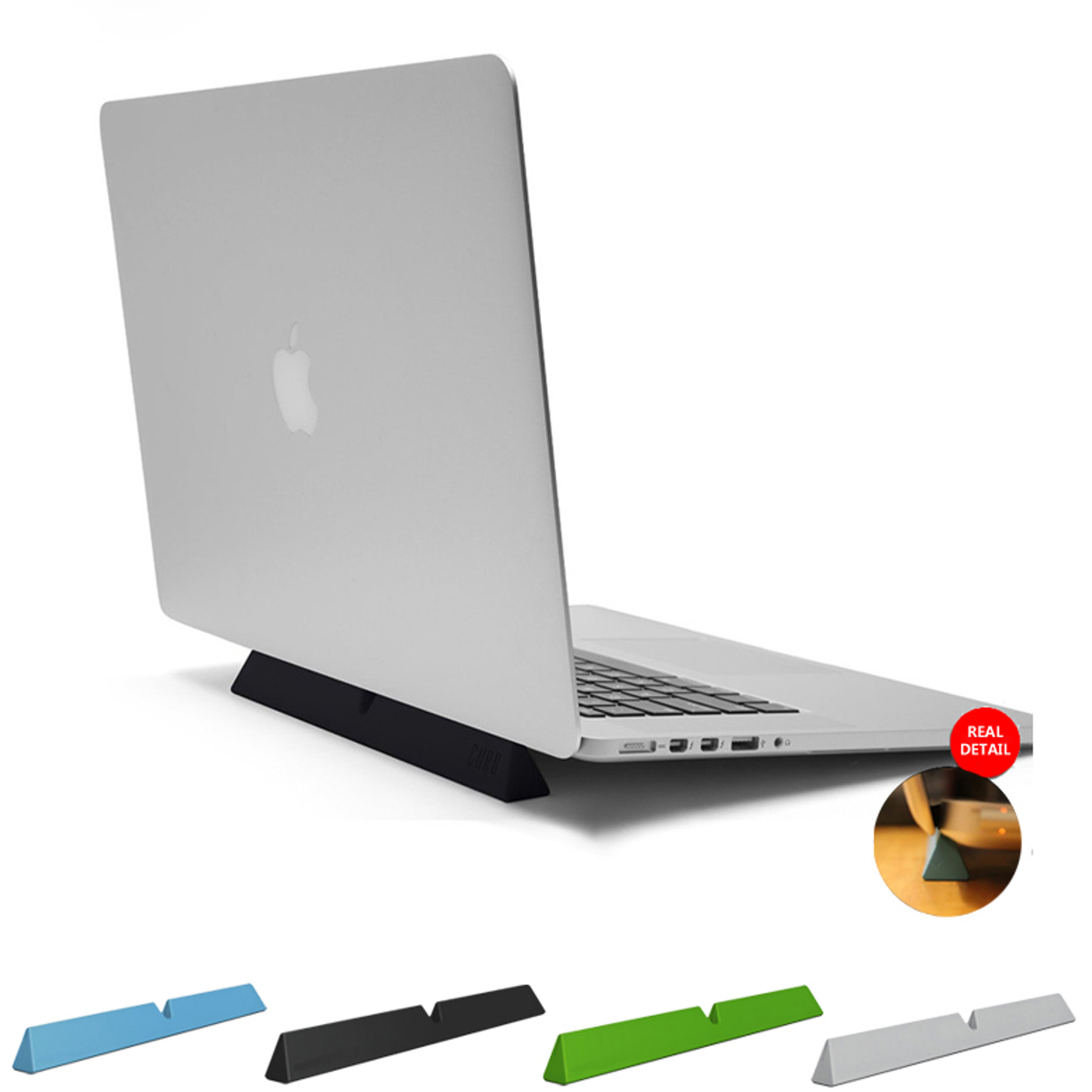 Laptop Cooling Base Silicone Stand - NonStopDeal