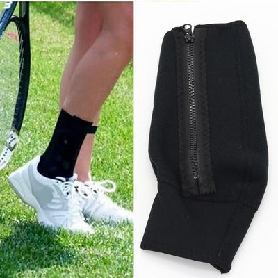 Zip-Up Compression Zipper Leg Protective Ankle Socks-socks-NonStopDeal-NonStopDeal