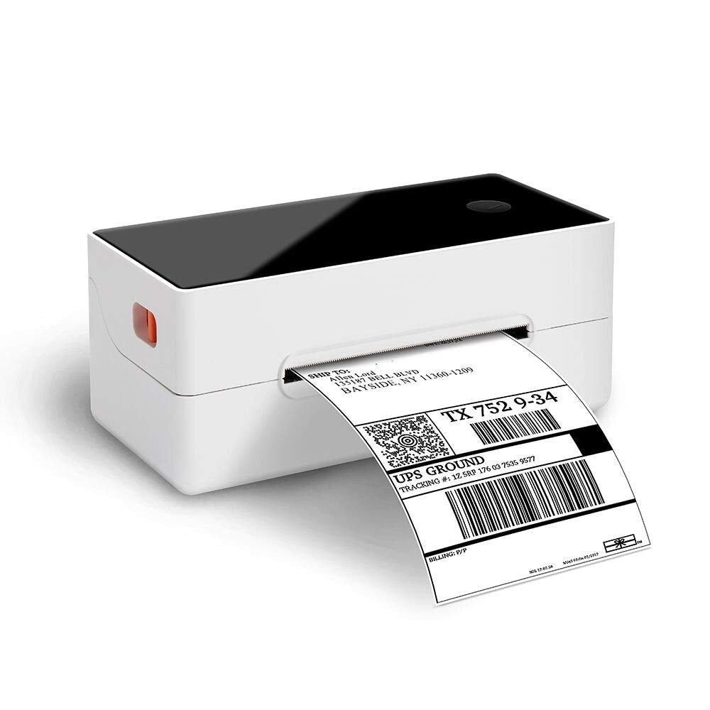 How to Setup your Shipping Label Printer - RP421