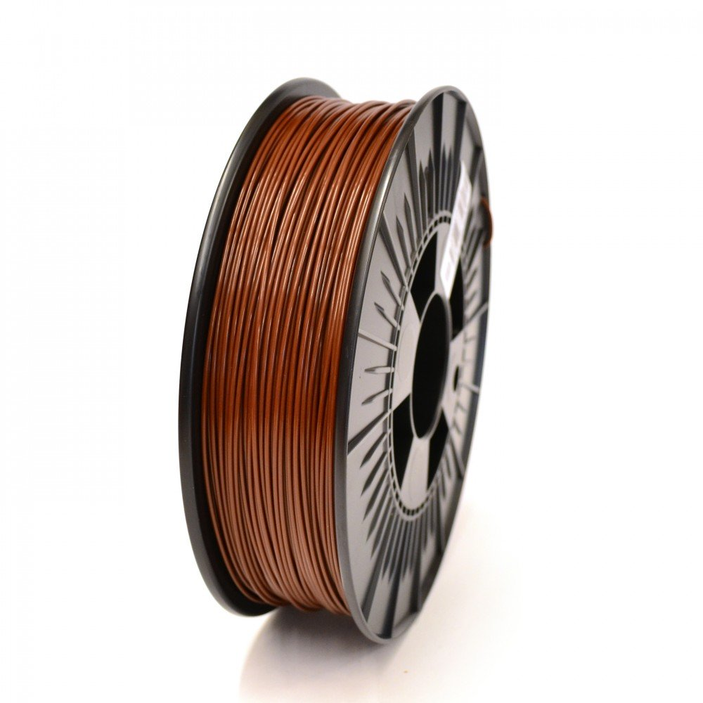 ECOmaylene3D PLA 1.75MM Nomad Brown 1KG 3D Printer Filament Limited Edition
