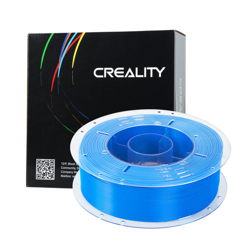 CREALITY 3D Blue 1.75mm PLA Filament High Quality 1KG for FDM 3D Printer