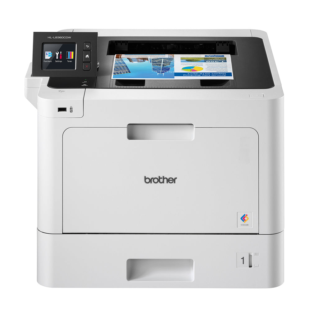 Brother HL-L8360CDW Colour Laser, Duplex and Wireless Printer