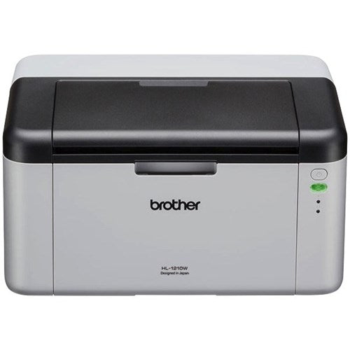 Brother HL-1210W 20PPM A4 Monochrome Laser Printer
