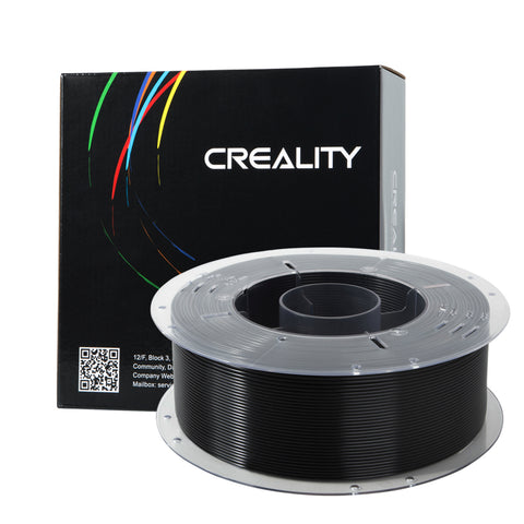 CREALITY 3D Black 1.75mm PLA Filament High Quality 1KG for FDM 3D Printer
