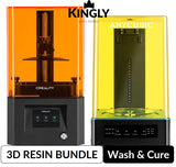 Creality Resin SLA 3D Printer with Wash and Cure Bundle
