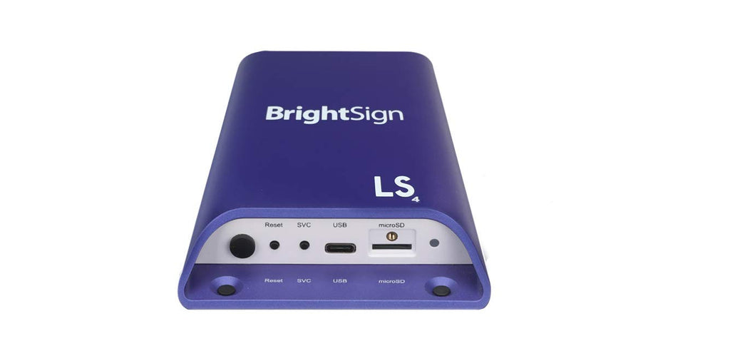 BrightSign LS424 Entry Full HD HTML5 Media Player