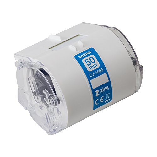 Brother CZ-1005 Full Colour Continuous Label Roll 50mm x 5m