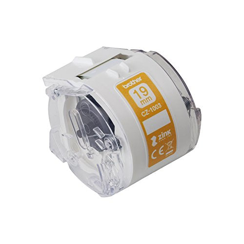 Brother CZ-1003 Full Colour Continuous Label Roll 19mm x 5m