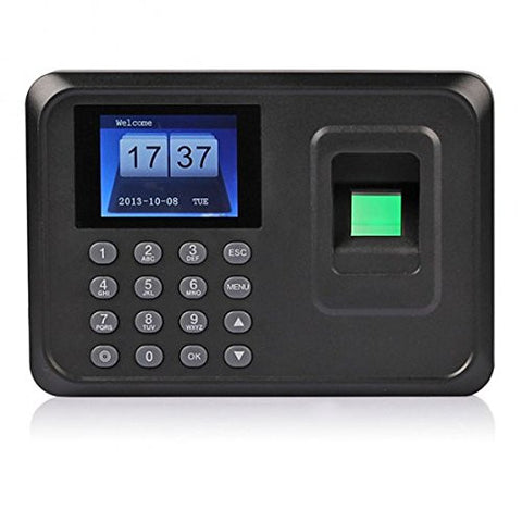 "2.4"" TFT Biometric Fingerprint Attendance System"