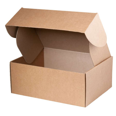Die Cut Corrugated Courier Box