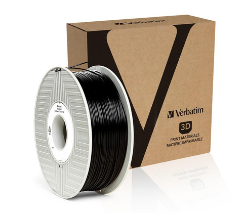 Verbatim PLA 1.75MM Black 1KG High Grade 3D Printer Filament
