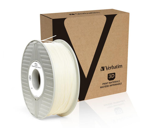 Verbatim PLA 1.75MM Transparent 1KG High Grade 3D Printer Filament