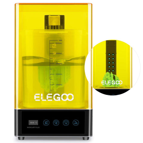ELEGOO Mercury Plus Wash and Cure Machine 2-in-1 UV Resin Curing