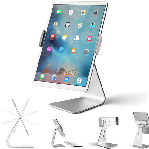 Tablet Holder for 9.7 10.2 10.5 12.9-inch iPad Pro