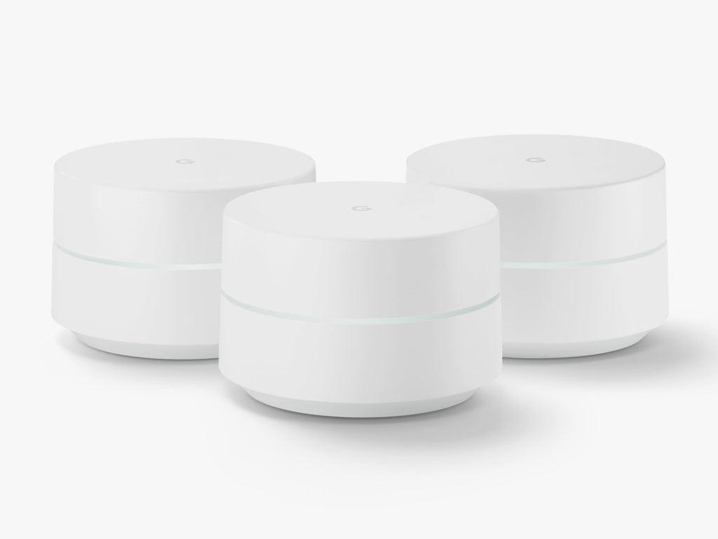 Google Wifi Mesh System – Kingly Pte Ltd