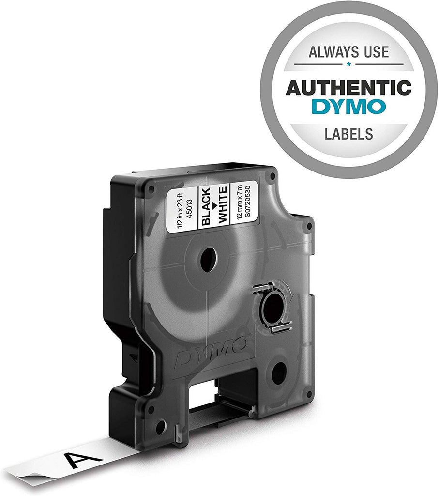 DYMO Authentic D1 Label Professional D1 Laminated Label Tape