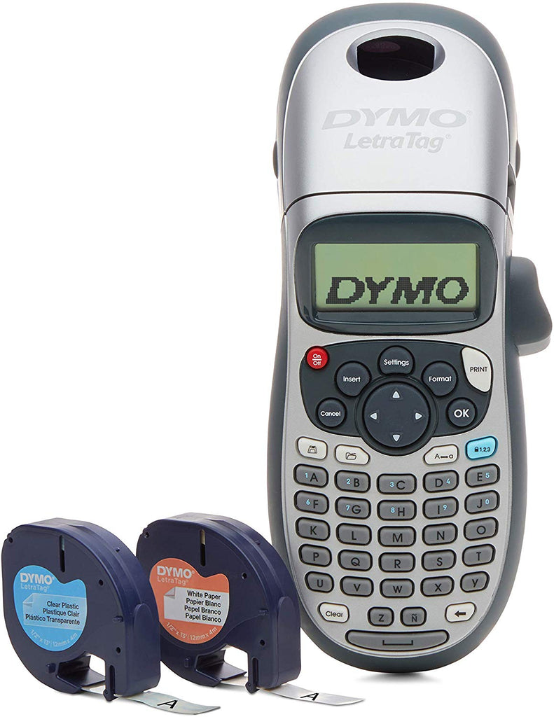 DYMO LetraTag 100H Plus Handheld Label Maker