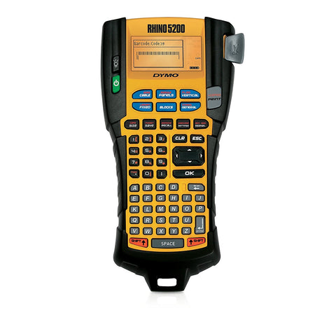 DYMO Industrial RHINO 5200 Label Maker