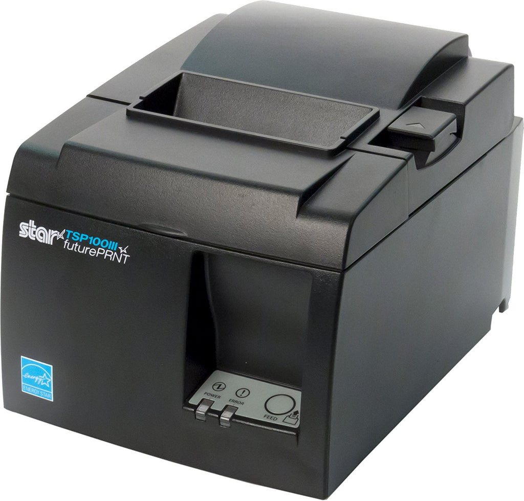 Star Micronics TSP143III LAN Ethernet Thermal Receipt Printer