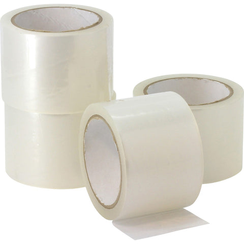 "3"" OPP Adhesive Transparent Packaging Tape 72mm X 100M"