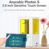 Anycubic Photon S High Resolution 3D LCD UV Resin 3D Printer 115x65x165mm