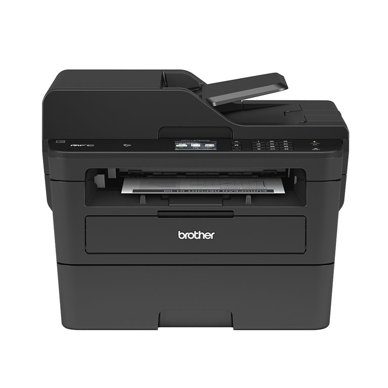 Brother MFC-L2715DW 34PPM A4 4-in-1 Monochrome Laser Multi-Function Centre Printer