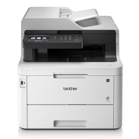 Brother MFC-L3770CDW 4-In-One Wireless Color Laser Printer