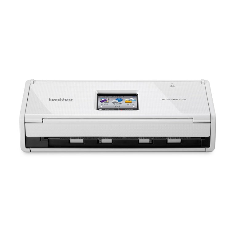 Brother ADS-1600W Wireless Document and Invoice Scanner