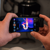 Seek Thermal CompactXR Imaging Camera IR Infrared Imager Android and IOS Version