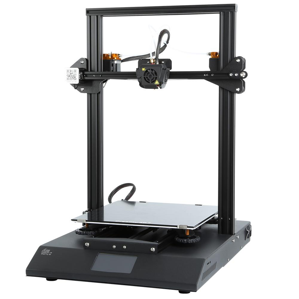 Creality Cr X Dual Extruder Diy 3d Printer Kit 300x300x400mm