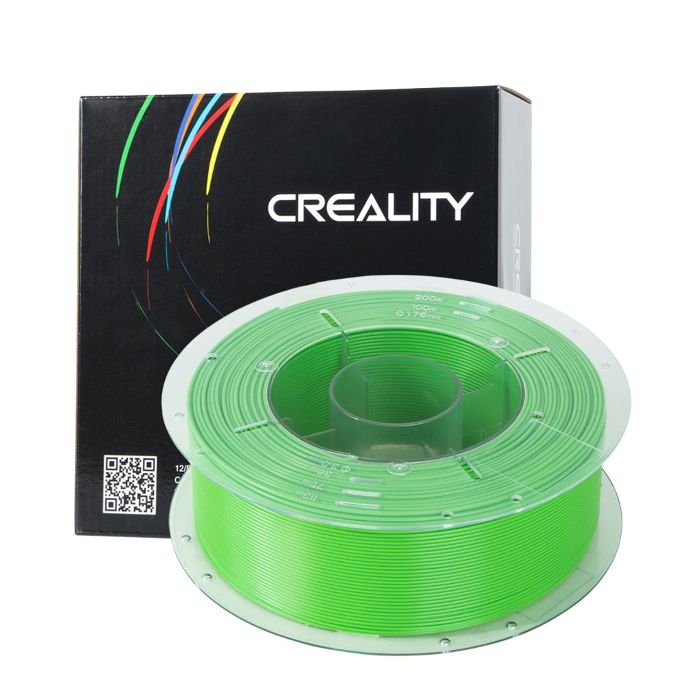CREALITY 3D Green 1.75mm PLA Filament High Quality 1KG for FDM 3D Printer
