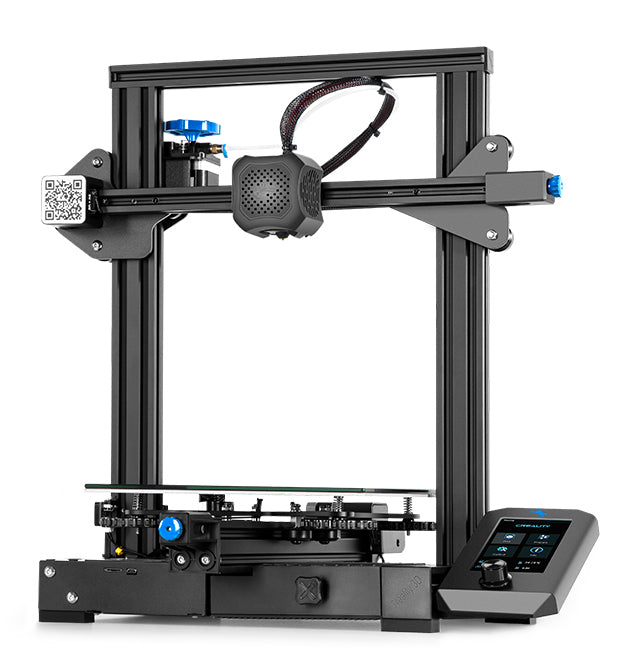 Creality Ender-3 V2 Upgraded DIY 3D Printer Kit 220x220x250mm Ender 3 V2