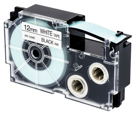 Compatible Casio EZ-Label Laminated Label Tape