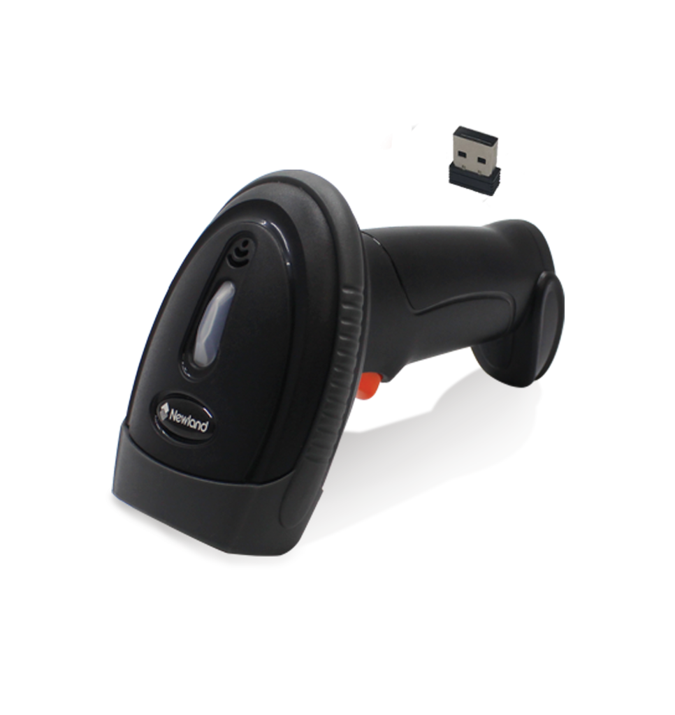 Newland HR20-BT 2D Wireless Barcode Scanner