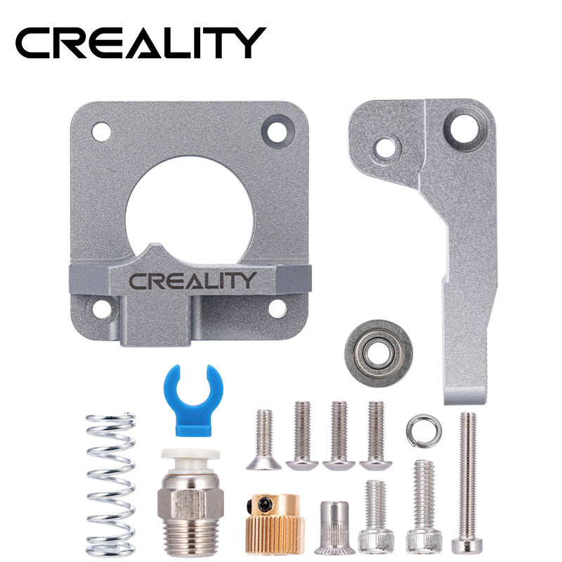 Creality New Metal Grey MK8 Extruder Drive Feed For Ender CR Series Printers