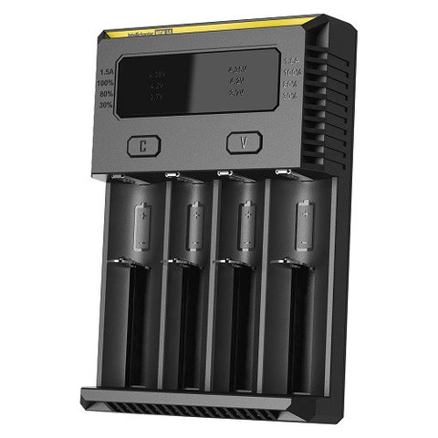 Nitecore New i4 Intellicharger Smart Battery Charger
