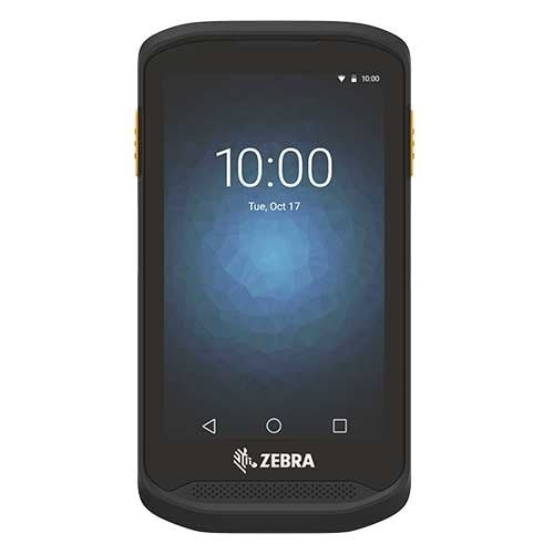 Zebra TC25 Rugged Smartphone with 1D/2D imager, 4.3 inches display, secure text messaging, 4G, VoLTE, Bluetooth® and WiFi