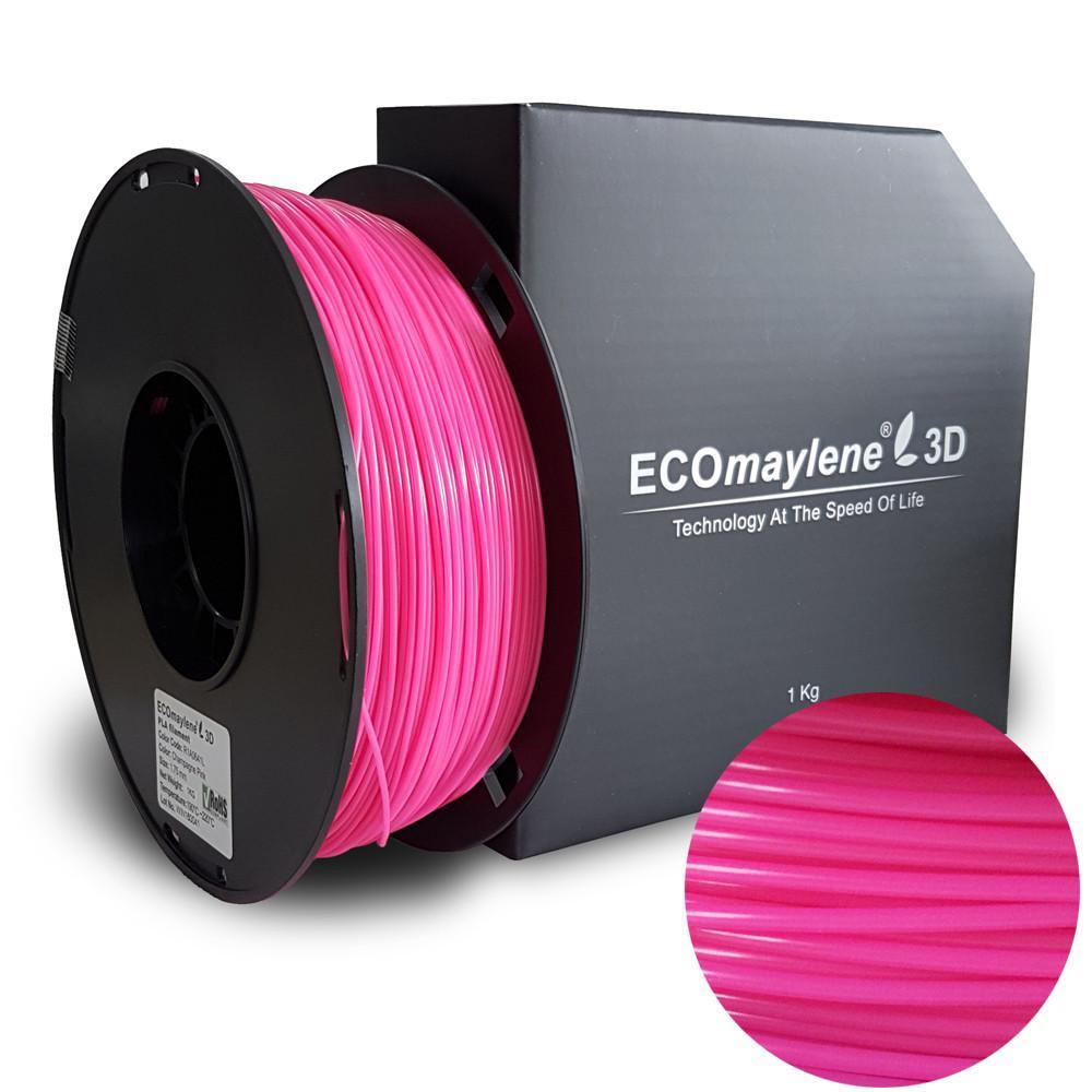 ECOmaylene3D PLA 1.75MM Champagne Pink 1KG 3D Printer Filament