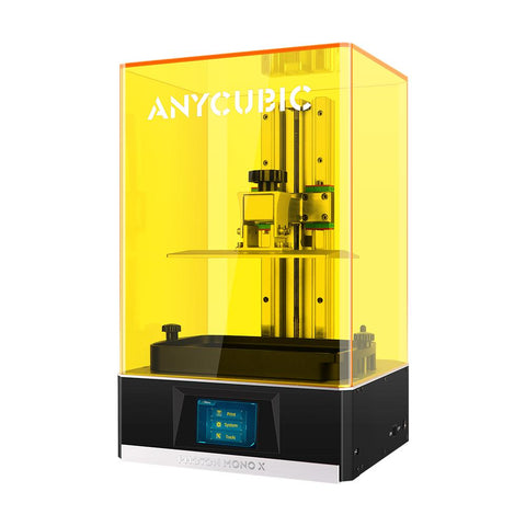 Anycubic Photon Mono X (High Resolution 4K Mono LCD UV Resin 3D Printer 192x120x245mm)