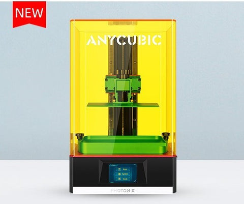 Anycubic Photon X (High Resolution LCD UV Resin 3D Printer 192x120x245mm)