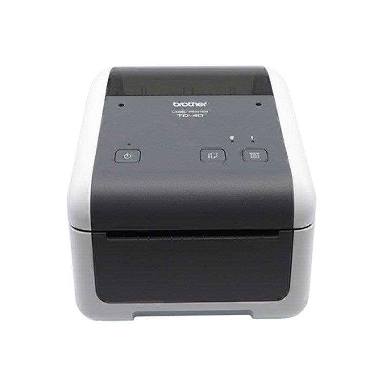 Brother TD-4420DN 4-inch Network Industrial Label Printer