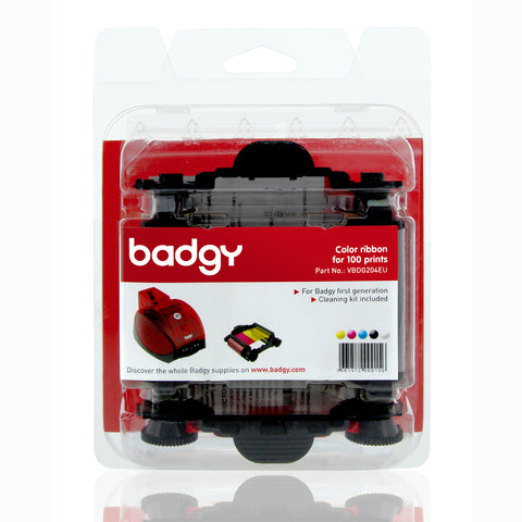 Badgy Color Ribbon (VBDG204EU)
