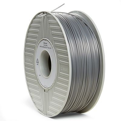 Verbatim ABS 1.75MM Silver 1KG High Grade 3D Printer Filament