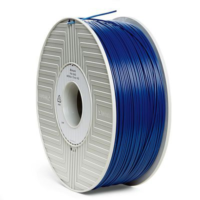 Verbatim ABS 1.75MM Blue 1KG High Grade 3D Printer Filament
