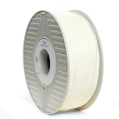 Verbatim ABS 1.75MM White 1KG High Grade 3D Printer Filament