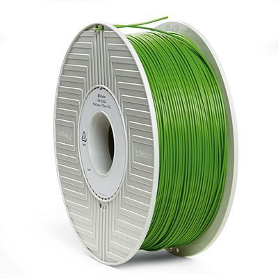 Verbatim ABS 1.75MM Green 1KG High Grade 3D Printer Filament