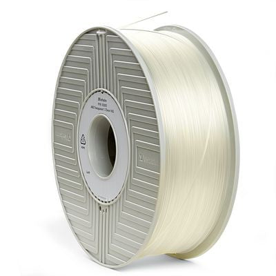 Verbatim ABS 1.75MM Transparent 1KG High Grade 3D Printer Filament